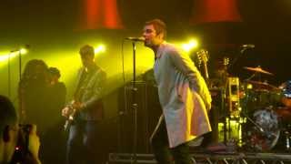'My Sweet Lord' Liam Gallagher Beady Eye Charlatans Jon Brookes Royal Albert Hall 18 Oct 2013