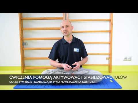 Ćwiczenia wideo relaks szyja i mięśnie karku