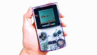 Let's Refurb!   GameBoy Color Won't Play Games!