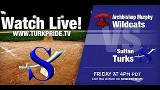 Girl's Softball - Sultan vs Archbishop Murphy