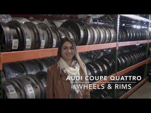 Factory Original Audi Coupe Quattro Wheels & Audi Coupe Quattro Rims – OriginalWheels.com