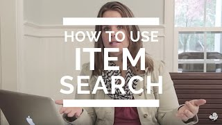 How to Find The Best Grocery Deals - The Item Search