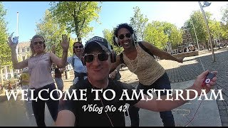 World Travel Blog Episode 42: Discovering Amsterdam