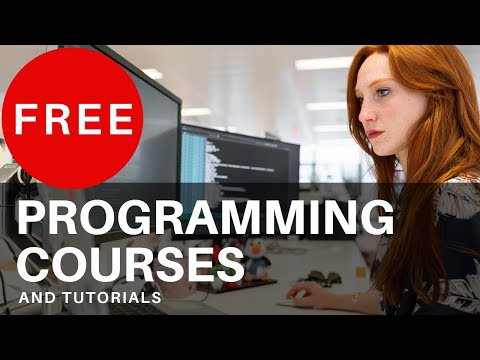 Free programming courses and tutorials - YouTube