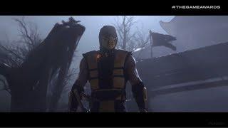MORTAL KOMBAT 11 Trailer (The Game Awards 2018)