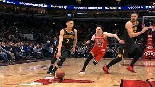 Jeremy Lin Highlights - Hawks at Bulls 1/23/19