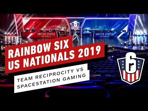 Watch the Final Match of the R6 Siege US Nationals 2019 – Team Reciprocity vs Spacestation Gaming