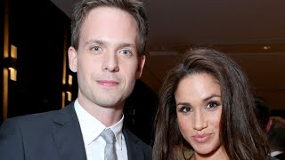 The Truth About Patrick J Adams And Meghan Markle