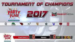 TOC Game 5: Navajo vs. East Central