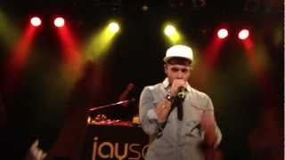 Jay Sean Japan Live Tour at Osaka So High【HD】