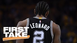 Kawhi Leonard favorite to win NBA MVP this season | First Take | ESPN