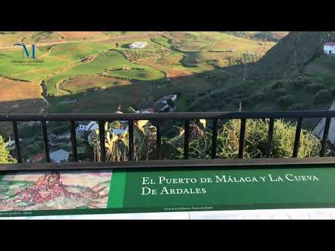 Mirador natural Castillo de la Peña