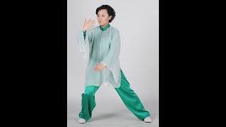 24 Step Simplified Tai Ji Quan by Master Faye Yip