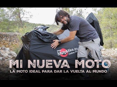 Mi nueva moto | La moto ideal para dar la vuelta al mundo | Vlog 152 (S15/E07)