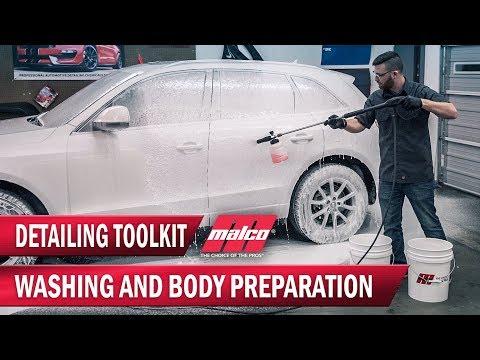 MD Malco 123255 Prizm Car Wash  1 Gal 5Ltr