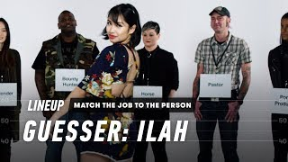 Match Job to Person (Ilah) | Lineup | Cut