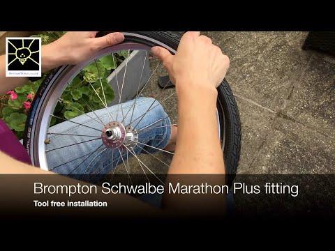 Inner Tube | Schwalbe 16 inch [for Brompton] tube