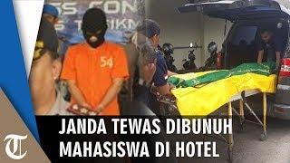 Janda Tewas Dibunuh Mahasiswa di Hotel Seusai Kencan, Pelaku Sempat ke Dukun karena Ketakutan