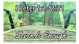 Living A Godly Life In An Ungodly World Read Along With Us 1 Peter 1-2 Wednesday's Words To Live By