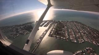 Cessna 172XP, Marathon Key and Tampa FL Flying