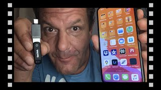 iPhone 11 iPhone 12 Speicher erweitern 2020 256gb.SanDisk iXpand USB-Flashlaufwerk im Test deutsch.