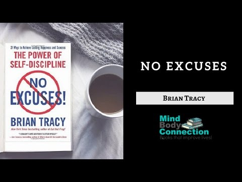 No Excuses: An Animated Book Summary