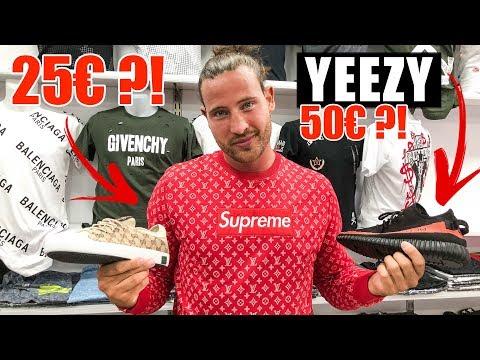 SUPREME Pullover für 25€ 😱FAKE CHECK in der Türkei