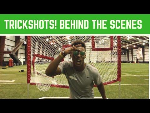 BEHIND THE SCENES | TRICK KICKS!