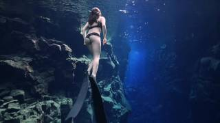 Freediving in Iceland - Video Youtube