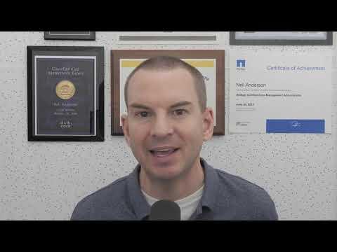 Cisco CCNA Exam Giveaway Draw - April 2021 - YouTube