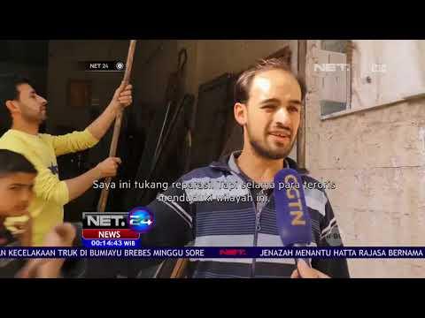 Kota kota di Suriah Mulai Berbenah - NET 24