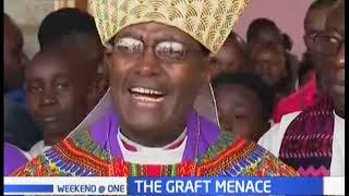 The clergy condemn rampant graft in Kenya