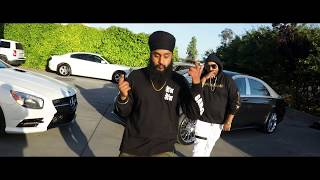 VOLCANO - Haji Springer ft Fateh Doe & Raxstar   DAVA   Desi Hip Hop