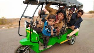 CHOTU DADA TEMPO WALA | छोटू दादा टेम्पो वाला | Khandesh Hindi Comedy | Chotu Comedy Video