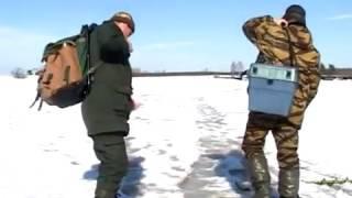 Зимняя рыбалка в тверской области.