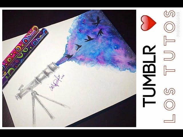 Video Tumblr Dibujo Super Facil Tumblr Draw Productos Norma