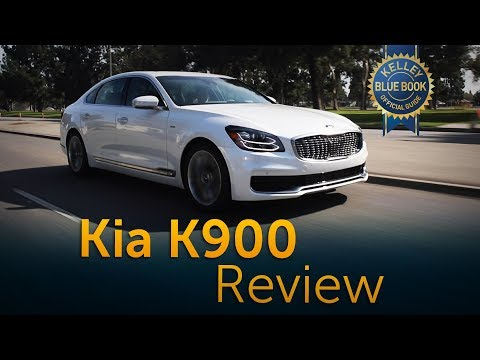 External Review Video IWdFbubKpwE for Kia K9 / K900 Sedan (2nd gen)