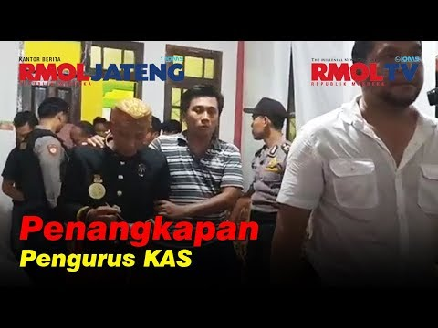 Detik detik Penangkapan Pengurus Keraton Agung Sejagat