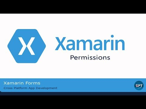 Permissions Plugin for Xamarin (Simplifying Runtime