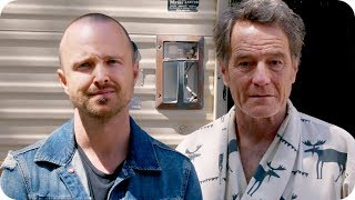 Aaron Paul Discovers Bryan Cranston Living in Breaking Bad RV // Omaze