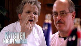 Dirty Chef Insults Gordon Ramsay