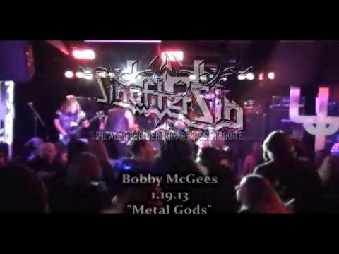 "Judas Priest ""Metal Gods"" by Sin after Sin (Judas Priest Tribute)"