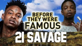 21 SAVAGE | Before They Were Famous | Issa UPDATE