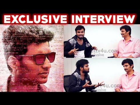 Jiiva Exclusive Interview | Kee Mov ..