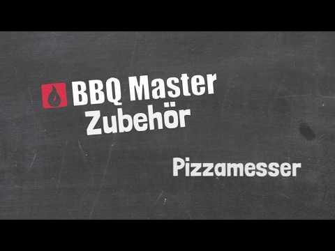 BBQ Master Pizzamesser