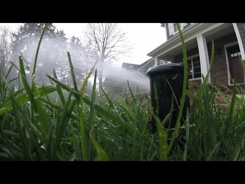How To Save Money, And Water, With Your Sprinkler System