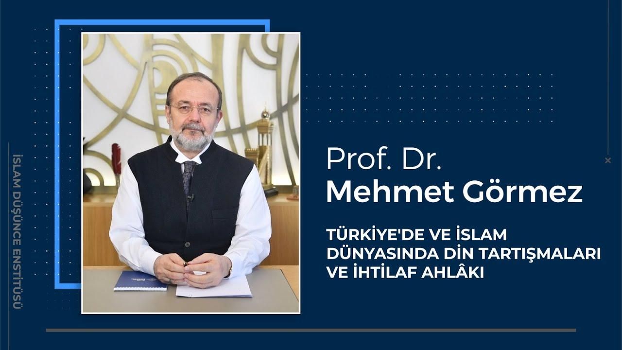 Türkiye'de ve İslam Dünyasında Din Tartışmaları ve İhtilaf Ahlâkı