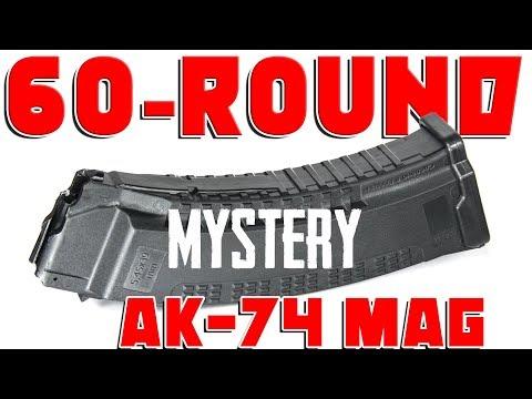 Mystery Quad Stack 60-Round AK-74 Magazine