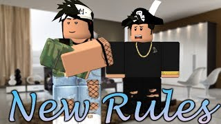 Dua Lipa   New Rules | ROBLOX MUSIC VIDEO