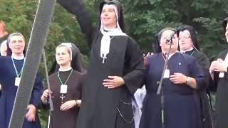 ŚDM 2016 Poznań Cytadela -Jesteś Życiem mym (Fale) -Sisters Power